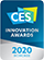 CES2020 honoree